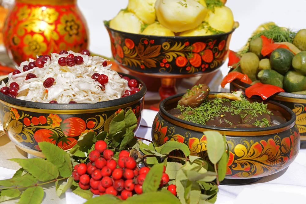 Mundial de Rusia: ¿Qué comer?