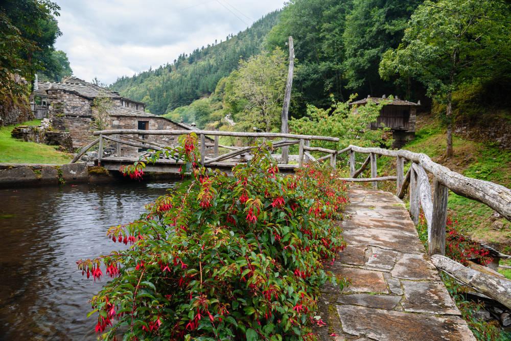 Taramundi, un lugar rodeado de naturaleza y artesanía en el oeste asturiano