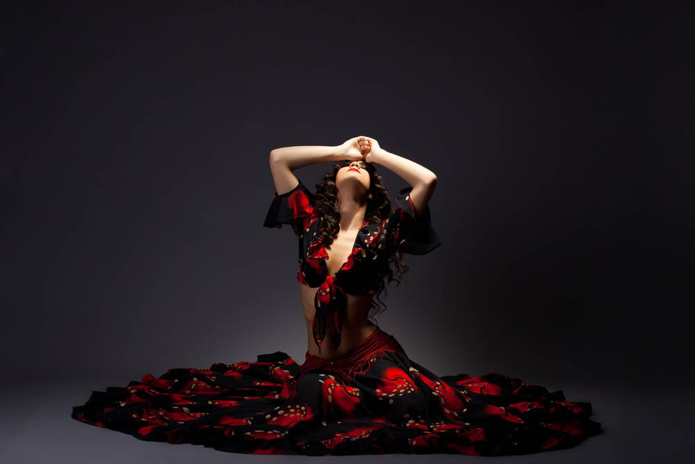 El origen de la moda flamenca