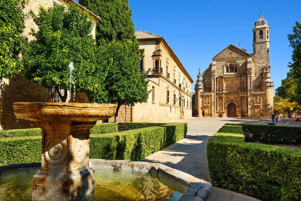 Visita el Renacimiento español