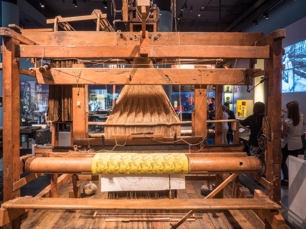 Las nuevas tecnologías y la economía circular ayudan al desarrollo de la industria textil.