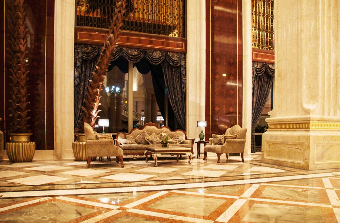 Los hoteles de lujo: un oasis para escapar del mundo