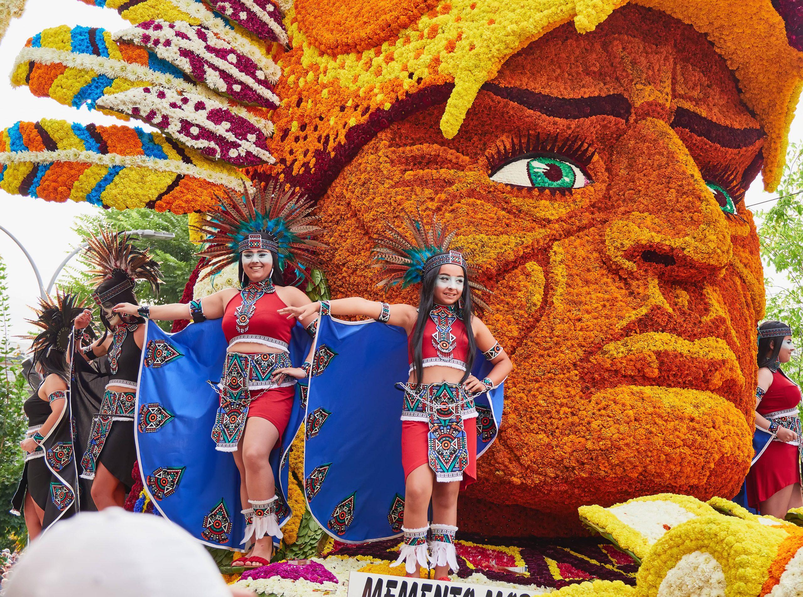Historia resumida de El Carnaval