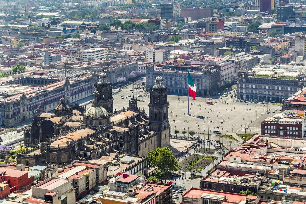 En una visita a México D. F., ¿qué hay que ver?