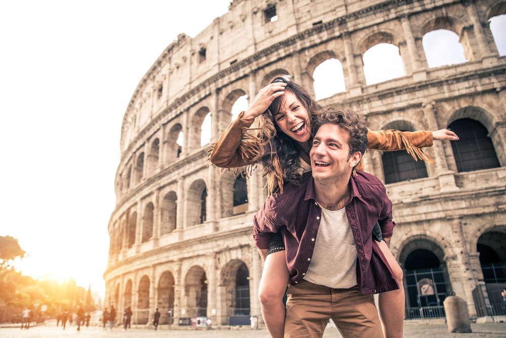 Viajes románticos para parejas enamoradas