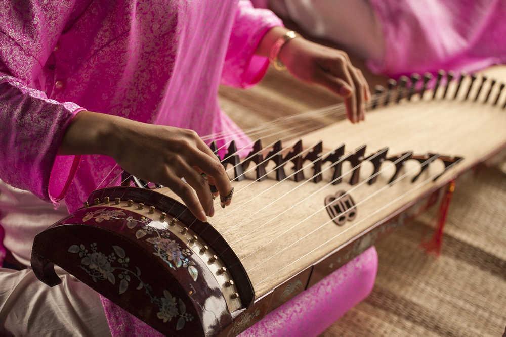 Un viaje por el mundo a través de la música tradicional