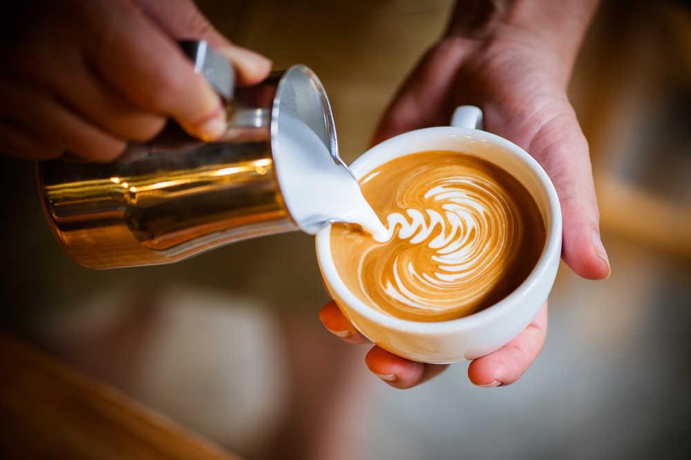 Latte Art, cómo hacer dibujos en el café